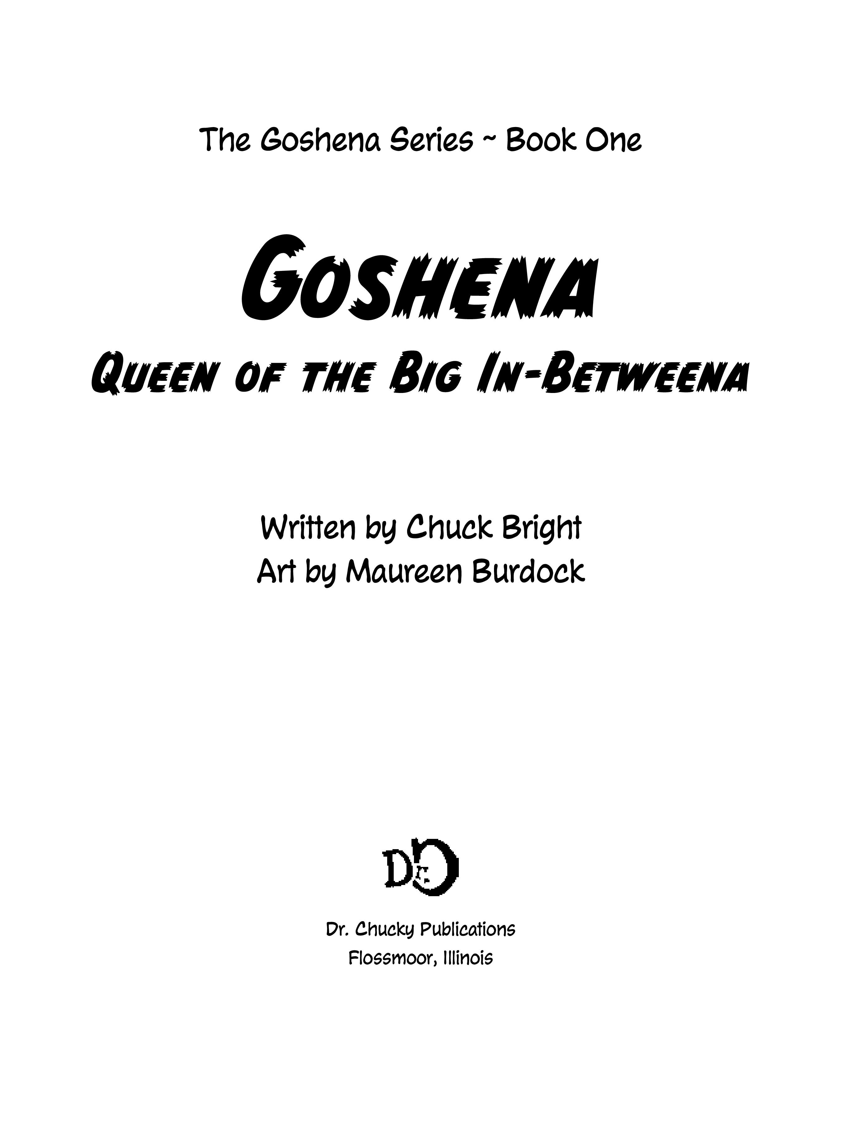 Goshena Preview Page 2 of 19